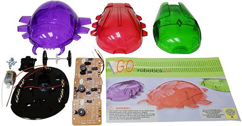Elenco Robotics Kit  390266  EDU-7090