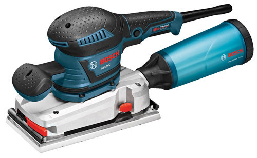Bosch Orbital Finishing Sander, 1/2-Sheet