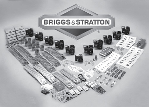 Briggs & Stratton OHV 950 Series Engine Training Kit, Advanced Training for 20 Students