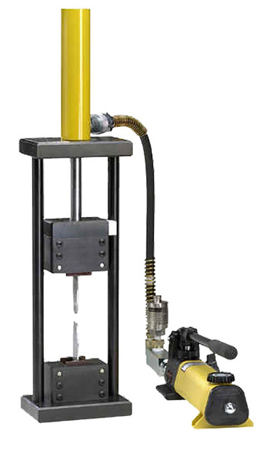 Fischer Tensile Tester with Hand Pump
