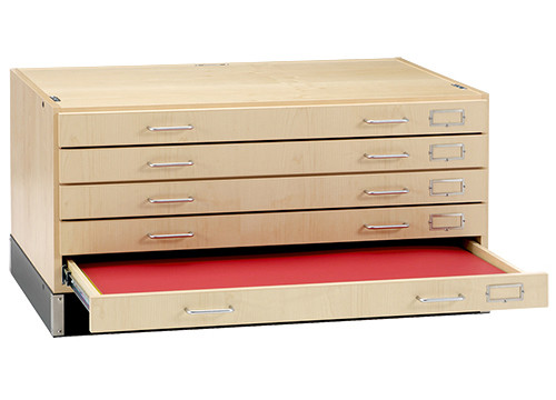 Diversified Woodcrafts Flat File Systems Base