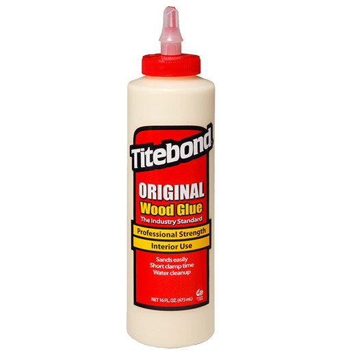 Franklin Titebond Original Wood Glue, Qt.