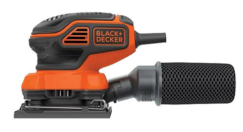 Black & Decker Finishing Sander 1/4 Sheet