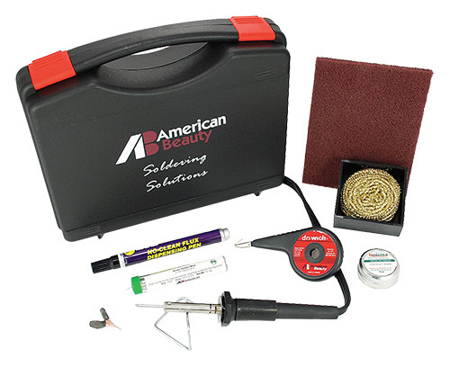 American Beauty Professional Soldering Kit 25W