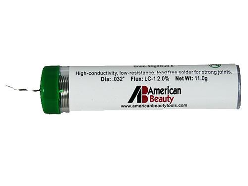 American Beauty Lead-free Solder