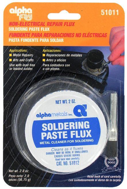 Alpha Metals Soldering Flux Paste