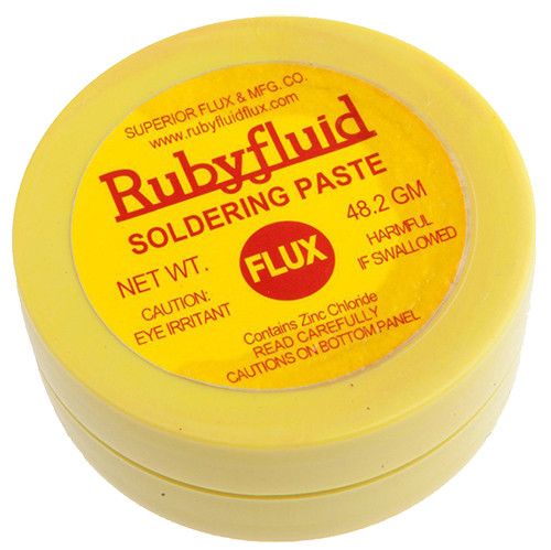 Forney Ruby Fluid Soldering Paste