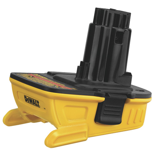 DeWalt 20V MAX Lithium-Ion Battery Adapter, 18V to 20V