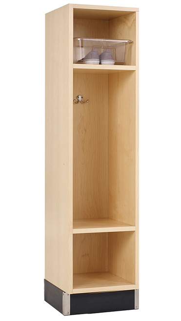 Diversified Woodcrafts Backpack Locker 1-Section