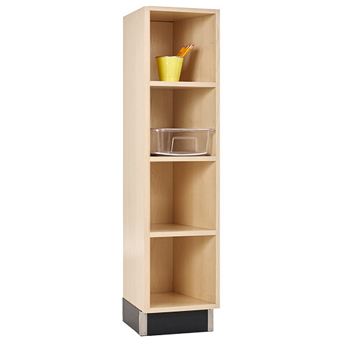 Diversified Woodcrafts Wood Cubby Unit 1-Section