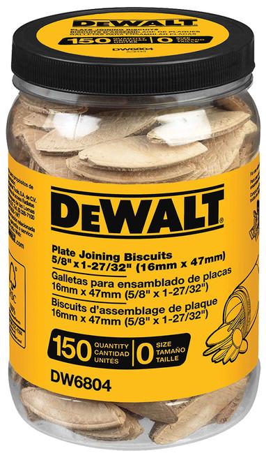 DeWalt Biscuits, #0