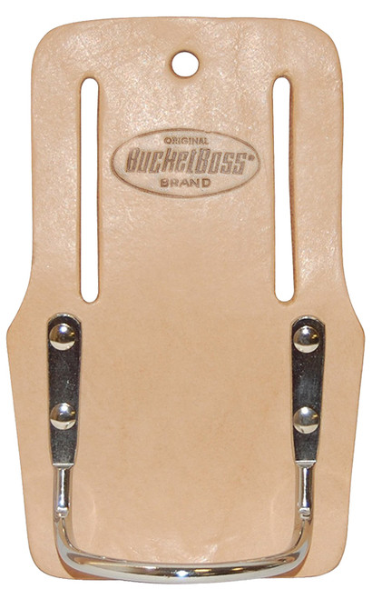 Bucket Boss Leather Hammer Holder