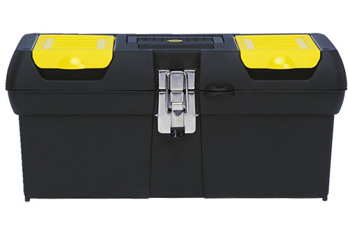 """Stanley Series 2000 Tool Box with Tray, 15.9""""W"""