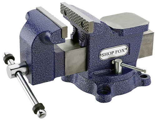 Capacity New 3.5 in Parrot Vise 360-degree Swivel  Precision Casting 4-3//4 in