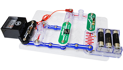Elenco Electronic Snap Circuits Base Electricity