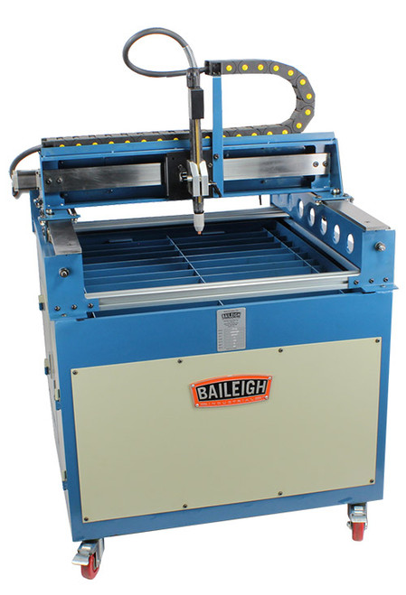 Baileigh Plasma Table PT-22 with A80 Cutter
