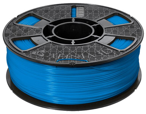 Afinia ABS Plus Premium Filament, 1.75mm 2.2 lb. Spool, Blue