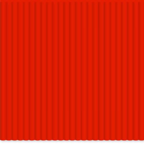 3Doodler Filament, PLA, 3mm, Chili Pepper Red