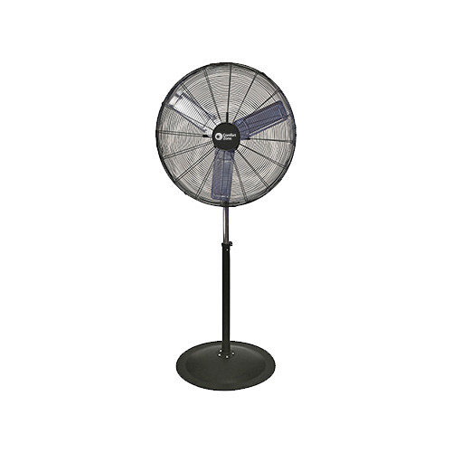 "Comfort Zone 30"" High-Velocity Pedestal Fan"