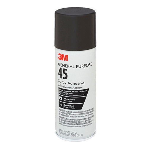 3M General Purpose Spray Adhesive 45