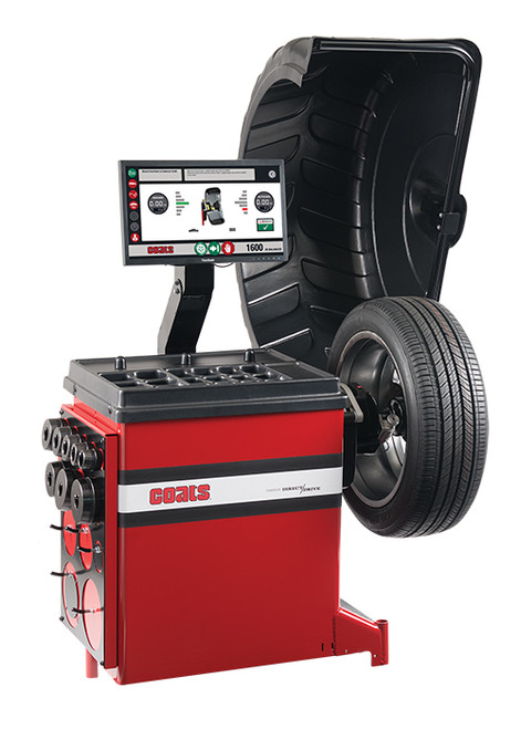Coats 1600-3D Direct Drive Wheel Balancer