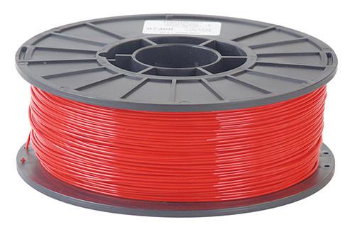 Toner PLA Filament 1.75mm 2.2 lb. Spool, Red