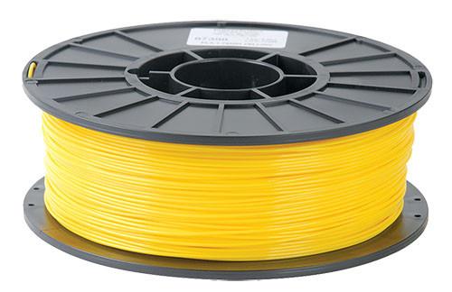 Toner PLA Filament 1.75mm 2.2 lb. Spool, Yellow