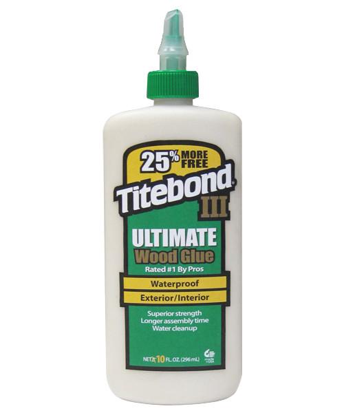 Franklin Titebond III Ultimate Wood Glue, 10 oz.