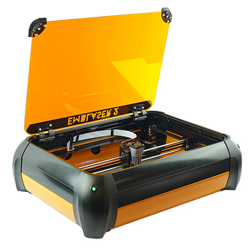 Darkly Labs Emblaser 2 Wireless Desktop Laser Engraver Cutter