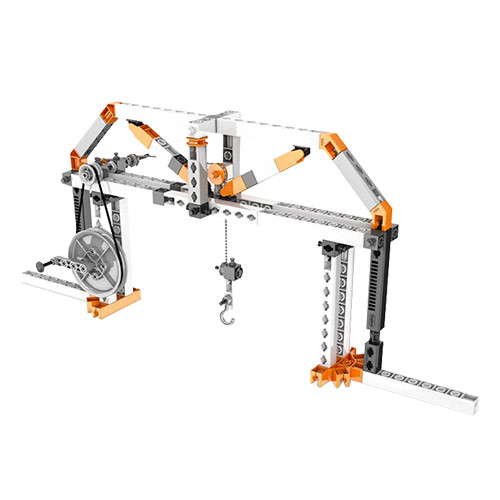 Engino STEM Mechanics: Pulley Drives
