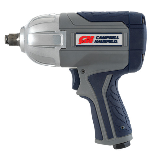 """Campbell Hausfeld GSD 1/2"""" Impact Wrench, Twin Hammer, Variable Speed"""