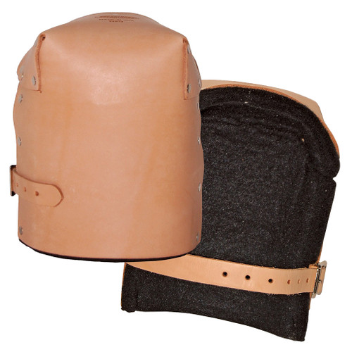 Bucket Boss Pro Leather Knee Pads