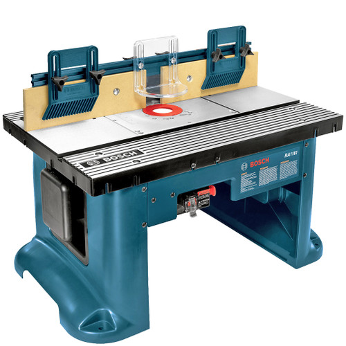 Bosch Bench Top Router Table