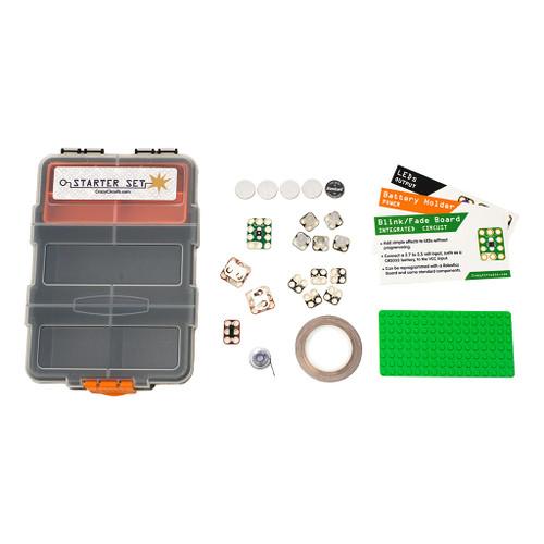 Brown Dog Gadgets Crazy Circuits Starter Set