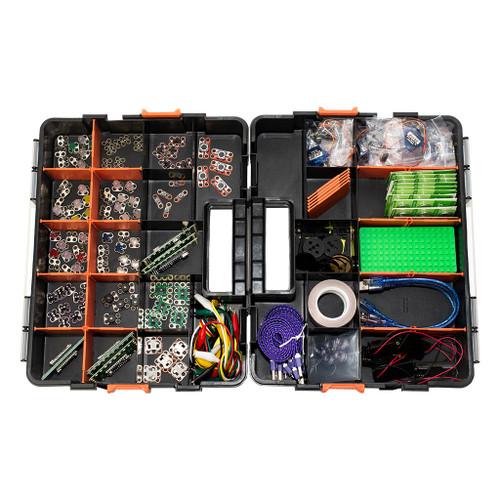 Brown Dog Gadgets Crazy Circuits Makerspace Set