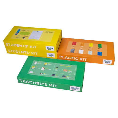 3Doodler Start EDU Learning Pack, 6-Pens