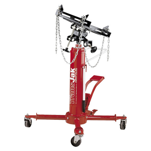 BendPak Telescoping Transmission Jack, 1-Ton