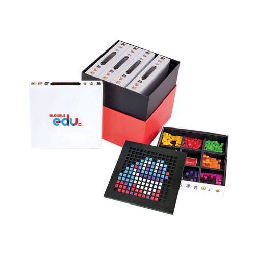 Bloxels Video Game Classroom 10-Pack