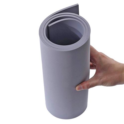 "EVA Foam Sheet, 10mm 13"" x 39"" Grey"