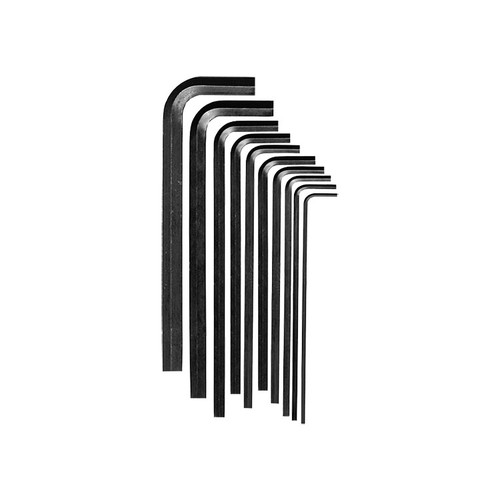 Eklind L-Hex Key Set Metric Pouched 10-Piece