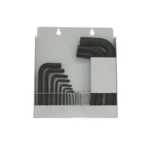 Eklind L-Hex Key Set Metric Cased 15-Piece Short