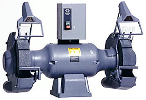 """Baldor 12"""" Grinder, 208-230/460V, 3HP"""
