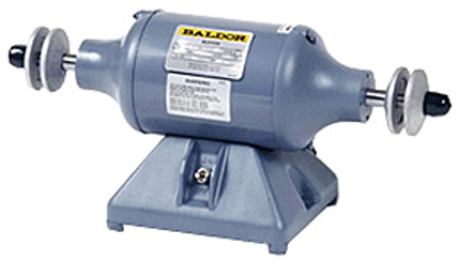"Baldor Buffer, 6"", 1/3HP, 3600 RPM"