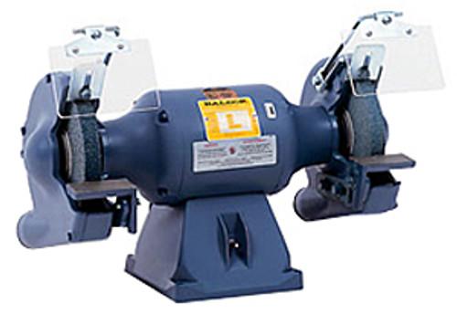 """Baldor 8"""" Industrial Grinder, 208-230/460V, 1,800 RPM"""