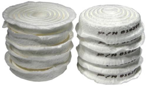 Binks Twin Cartridge Respirator Filters