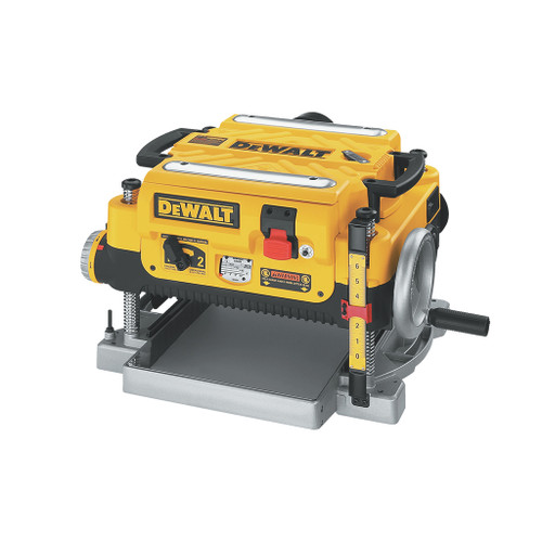 "DeWalt 13"" Two Speed Thickness Planer"