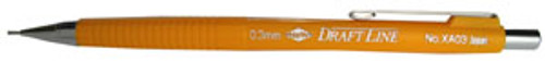 Alvin Draft-Line Mechanical Pencils, 0.5 mm