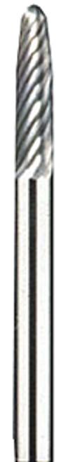 """Dremel Tungsten Carbide Cutters, 1/8"""" dia., Taper point, 9910"""