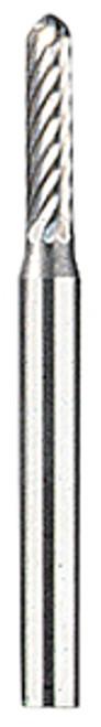 "Dremel Tungsten Carbide Cutters, 3/32"" dia., Round nose, 9904"