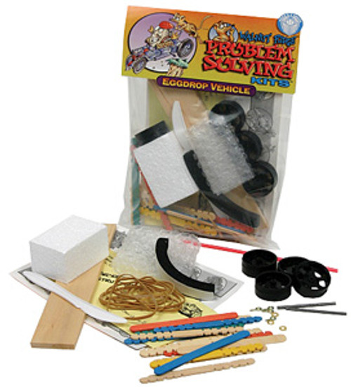 ABS Egg Drop Vehicle, 1 Kit